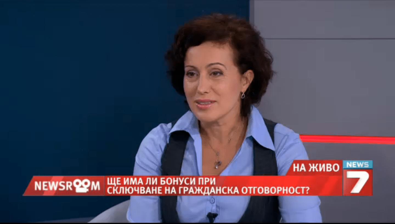 Анелия Ангелова ТВ 7